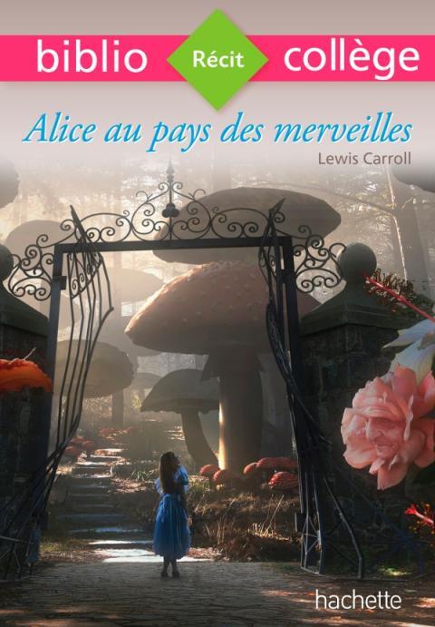 Bibliocollège - Alice au pays des merveilles - n° 74