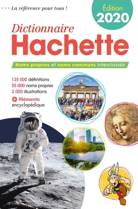 DICTIONNAIRE HACHETTE 2020