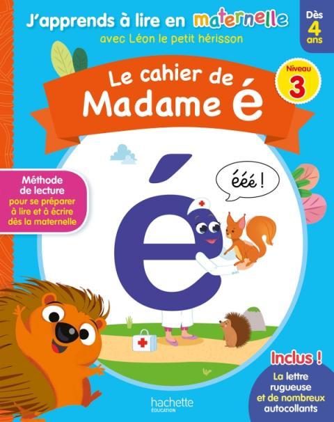 Le cahier de madame é Niv. 3