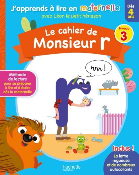 Le cahier de monsieur r Niv. 3