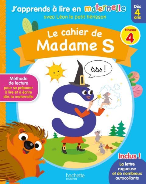 Le cahier de madame s Niv. 4