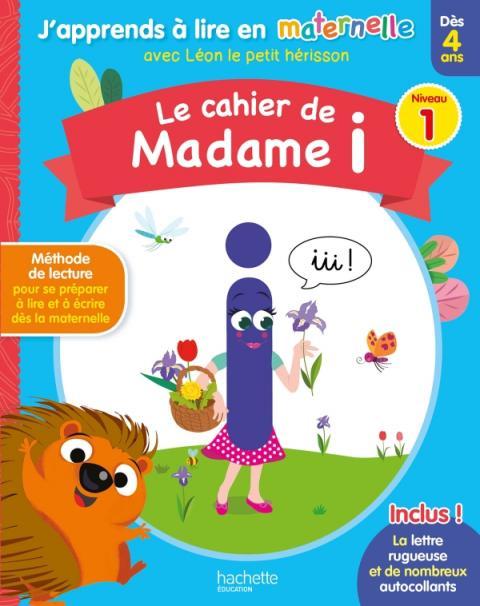 Le cahier de madame i Niv. 1