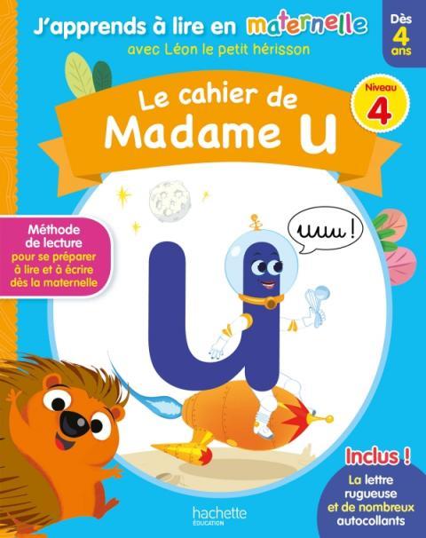 Le cahier de madame u Niv. 4