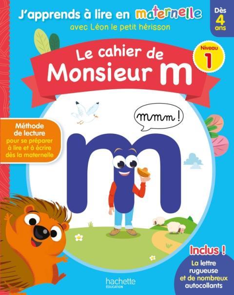 Le cahier de monsieur m Niv. 1