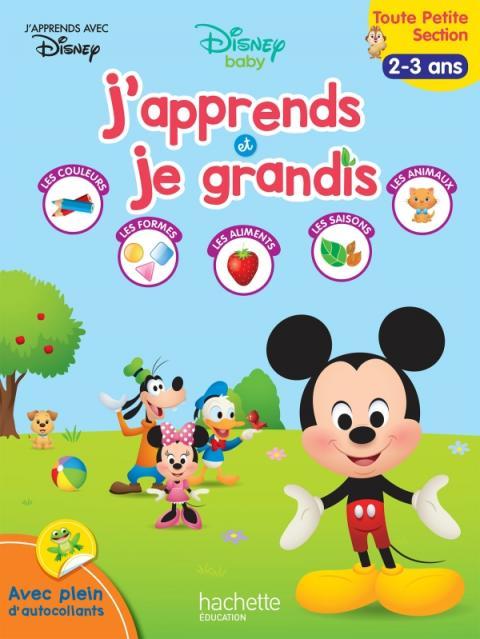 Disney Baby - J'apprends et je grandis TPS