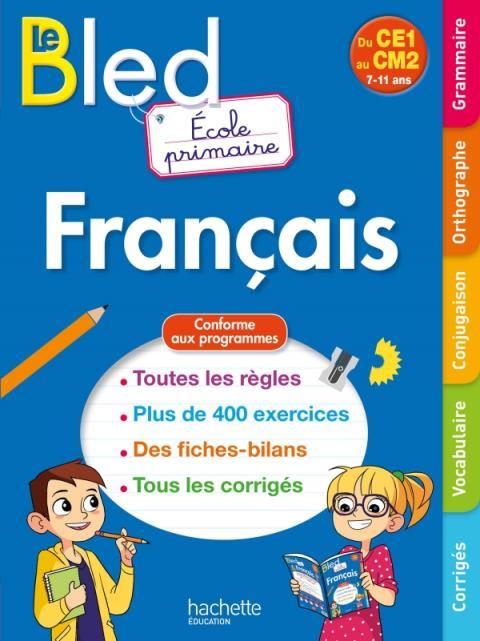 Bled école primaire Français