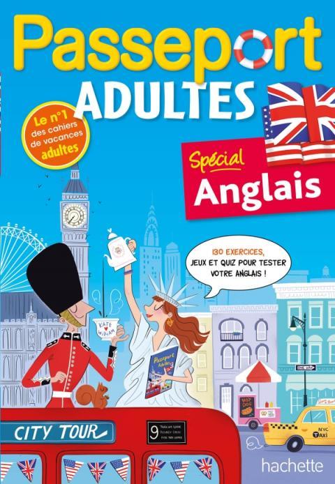 Passeport Cahier de vacances Adultes - Anglais