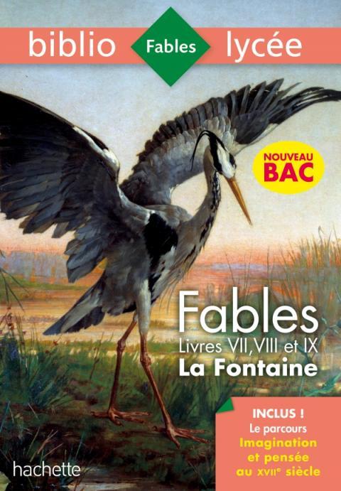 Bibliolycée Fables de la Fontaine Bac 2020 - Séries technologiques - Parcours Imagination et pensée